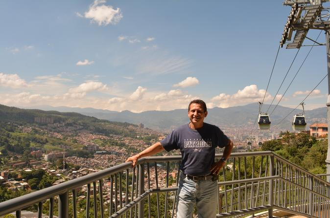 Medellin Full Day Private City Tour