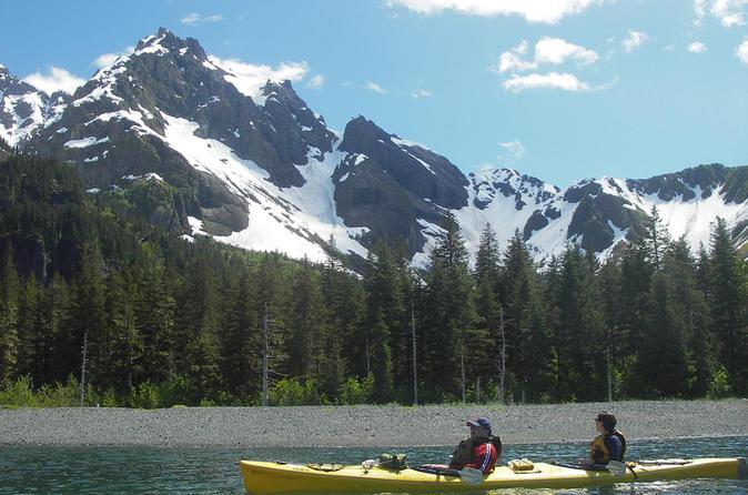 Seward kayak tour on resurrection bay in seward 183851
