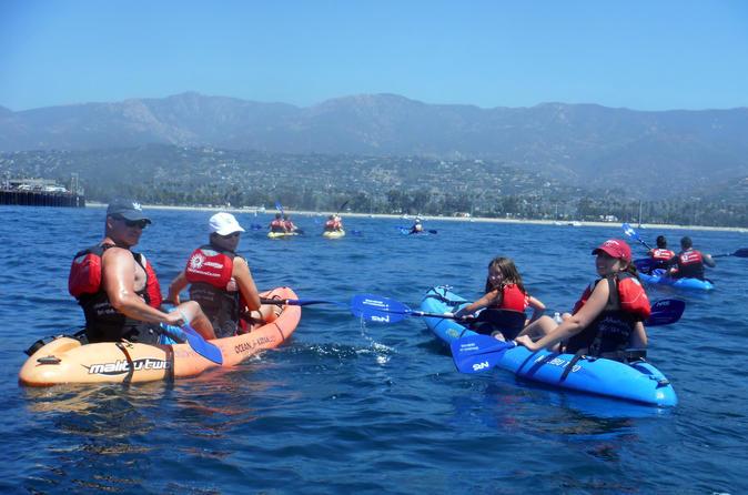 Santa Barbara Kayak Tour