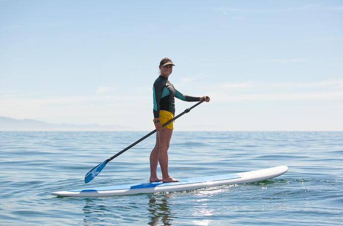 Santa Barbara Stand-Up Paddleboard Lesson