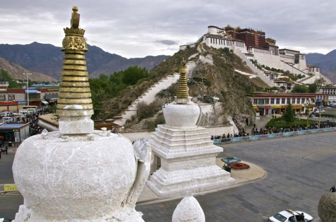 Private 4-Day Lhasa Highlights Tour from Chengdu