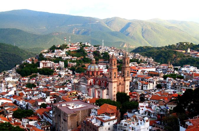 One Day Romantic Tour To Taxco The Silver Town Jewel of Mexico