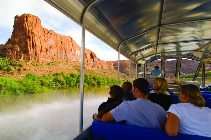 Colorado river daytime jet boat tours in moab 249254