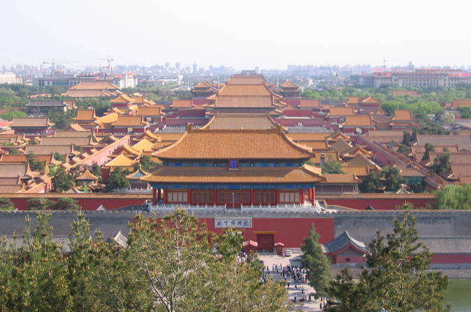 1-day Beijing private walking trip by public transportation