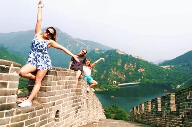 LGBT Friendly Private Beijing Geat Wall Day Tour (skip the line and no shopping)