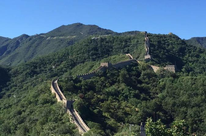 Private driver and car service:Beijing great wall and summer palace(no shopping)