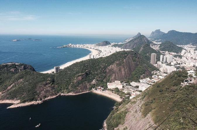 Full-Day City Tour: Christ Redeemer, Sugar Loaf Plus 30 Other Attractions and Lunch