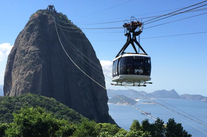 Sugar Loaf and Corcovado with Christ Statue plus Other 12 Attractions - Top Two attractions in Rio