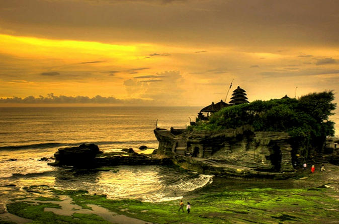 Half day tanah lot sunset tour in denpasar city 190193