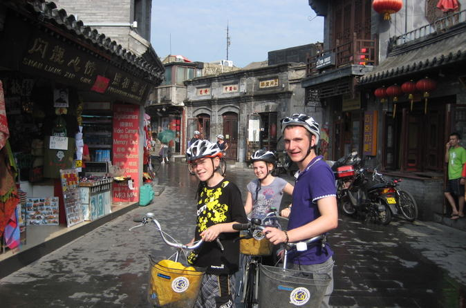 3 hour beijing hutong bike tour in beijing 204691
