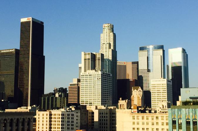 Downtown Los Angeles Architecture Tour
