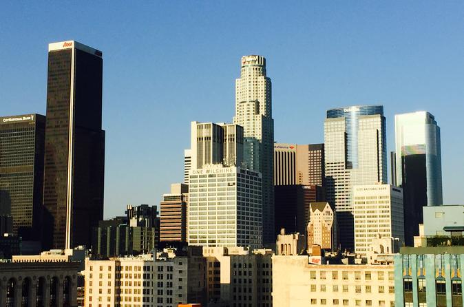 Downtown Los Angles Architecture Tour