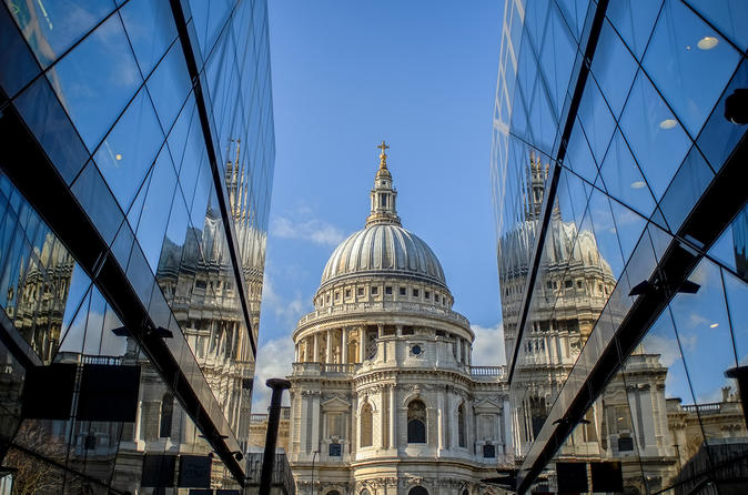 2,5-hour London Old City Walking Tour