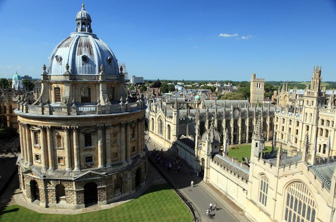 Oxford Day Tour from London