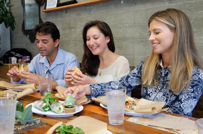 Hayes Valley Gourmet Food Tour