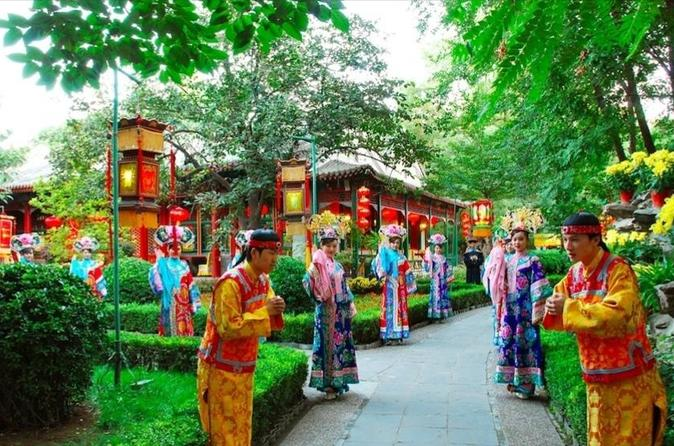 3-Day Beijing VIP Gourmet Private Tour with Acrobatic Show Option