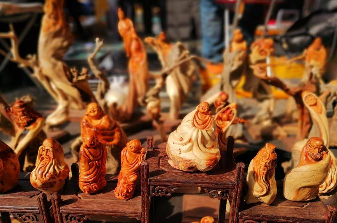 3-Hour Private Shopping Tour at Panjiayuan Market from Beijing