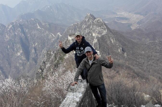 Caminhada privada pela Grande Muralha da China partindo de Jiankou para Mutianyu