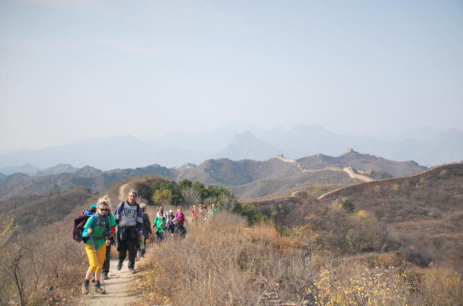 Great Wall of China Private Hiking Tour: Gubeikou and Jinshanling