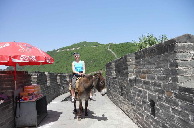 Mutianyu Great Wall and Summer Palace Private Day Trip including Lunch and Entrance fees