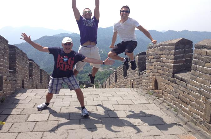 Private Day Trip: Mutianyu Great Wall and Summer Palace with English-Speaking Driver