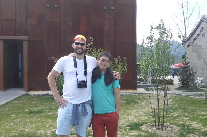 Private Day Trip to Mutianyu Great Wall and Summer Palace with English-Speaking Driver