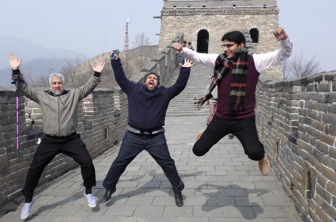 Private mutianyu great wall trip with english speaking driver in beijing 184222