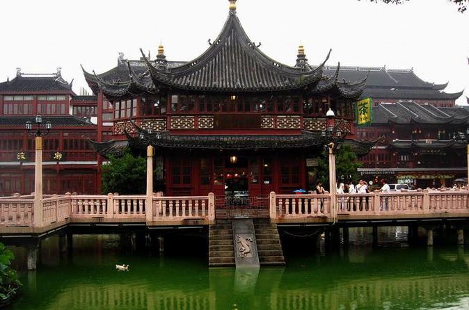 3-Hour Shanghai Old Town Walking Tour