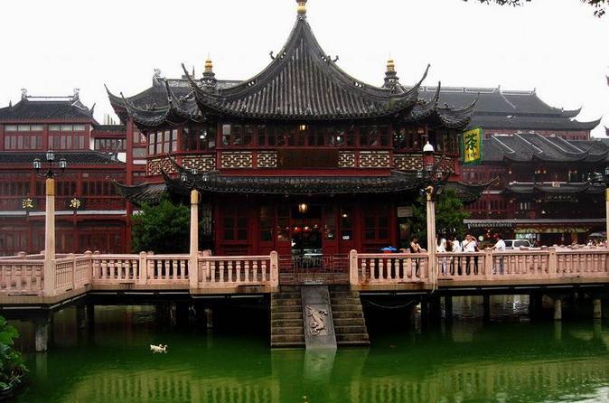3 Hours Shanghai Old Town Walking Tour