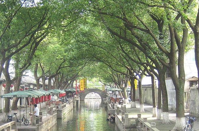Private Day Trip to Tongli Water Town and Tuisi Garden from Shanghai