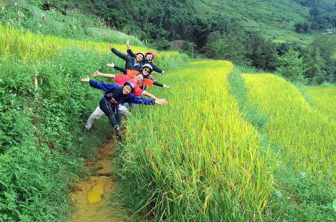 sapa trekking tour 2 days 1 night