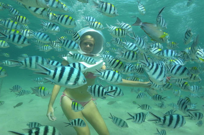 Bali Sea Walker and Smart Water Sport Package