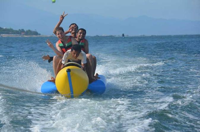 Half-Day Serangan Island Water Sports Package