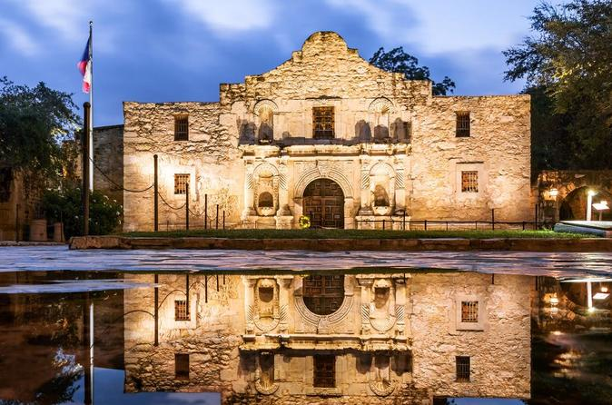 Alamo City, San Antonio, Texas