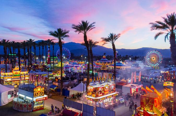 Golf Capital of the World Tour In Palm Springs, California