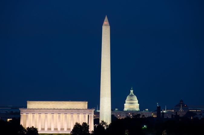 The Federal City Washington D.C. Tour With An Interpreter