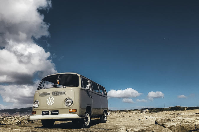 Full-Day Small-Group Classic VW Bus Tour of Lisbon and Cascais