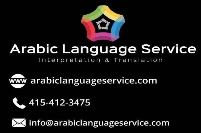 Arabic Language Service - Interpretation and Translation