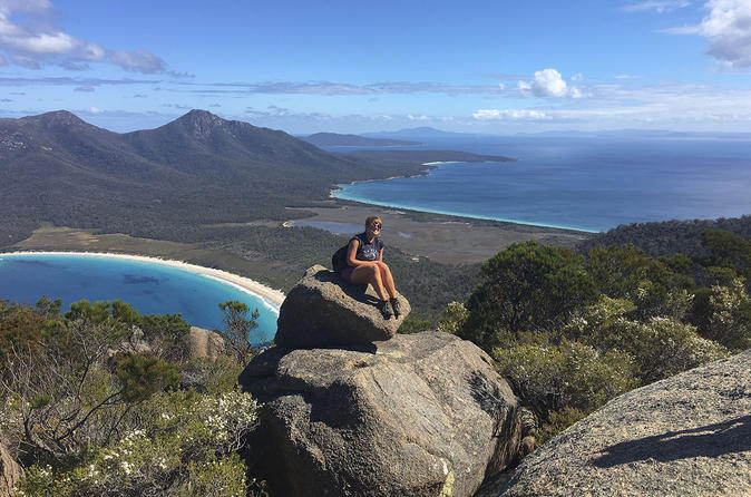 3 day safari camp bay of fires and freycinet peninsula walking tour in launceston 298082