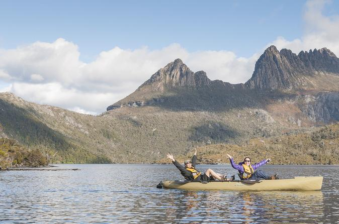 Cradle mountain walking and camping fire experience in launceston 326246