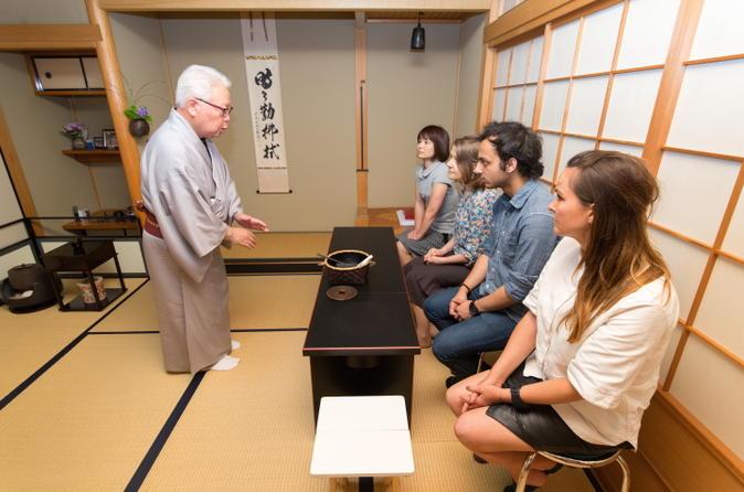 Tea Ceremony Experience in Tokyo