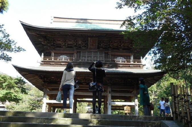 Zen Experience in Kamakura from Tokyo
