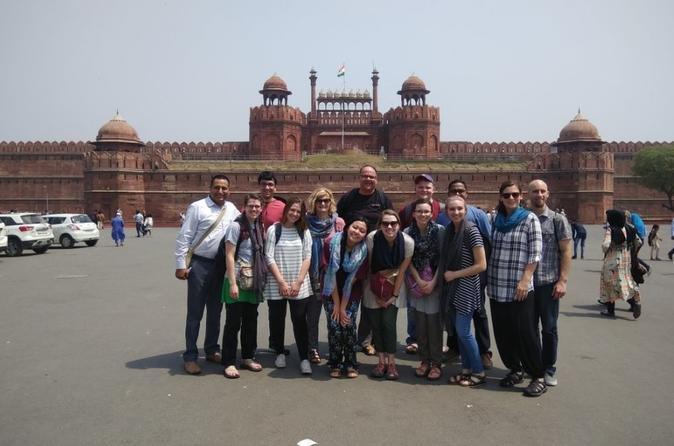 Delhi Day Tours (OLD DELHI AND NEW  DELHI)