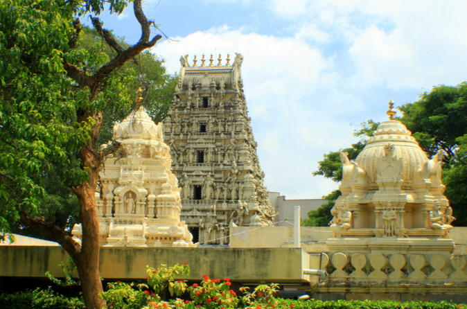 Full Day Private Tour Of Temples Of Bengaluru