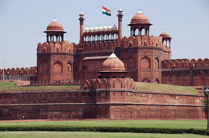 Old and New Delhi Private Full-Day Sightseeing Tour