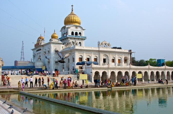 Private Day Tour of Delhi's Grand Temples