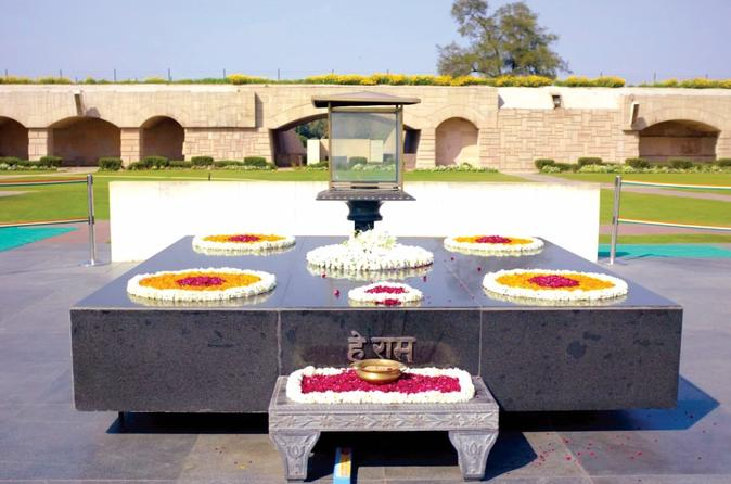 Private Half-Day Mahatma Gandhi Tour in New Delhi