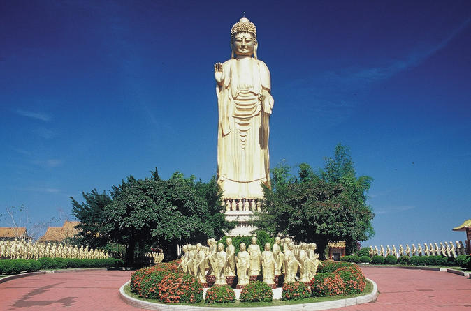 Kaohsiung port shore excursion spiritual fo guan shan private day tour in kaohsiung city 225917