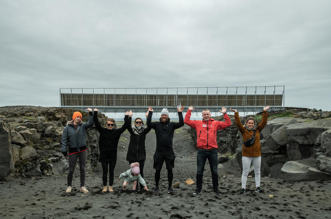 Reykjanes Peninsula, drink and food tour