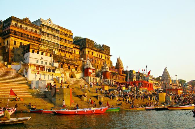 4-Day Varanasi-Bodhgaya Exclusive Tour